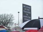 Hamilton County Residents Support Teachers.