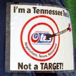 Teacher Not a Target