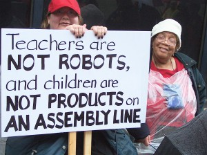 TeachersRnotRobots