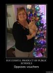 Linda Holtzclaw No Vouchers