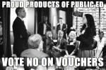 Obama No Vouchers