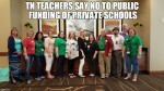 Teachers No Vouchers